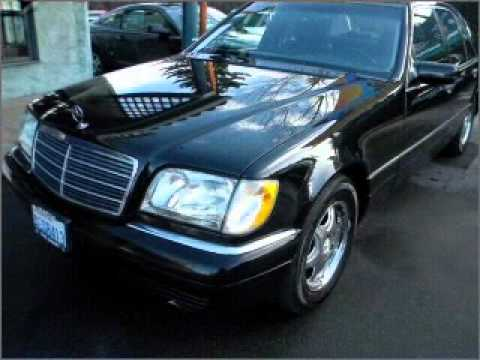 1998 mercedes benz s class seattle wa youtube for Mercedes benz dealership seattle