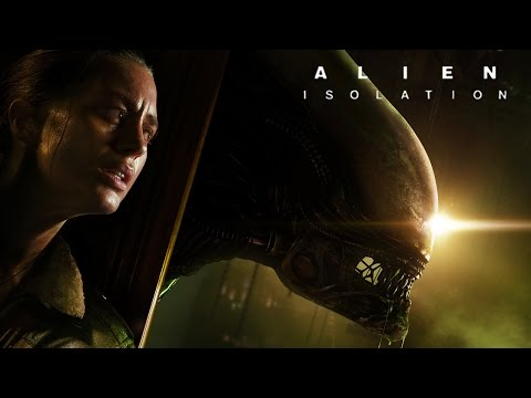 Alien: Isolation Game Movie (All Cutscenes) 1080p HD