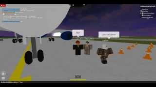 CARGO Plane Calxy Airport ROBLOX