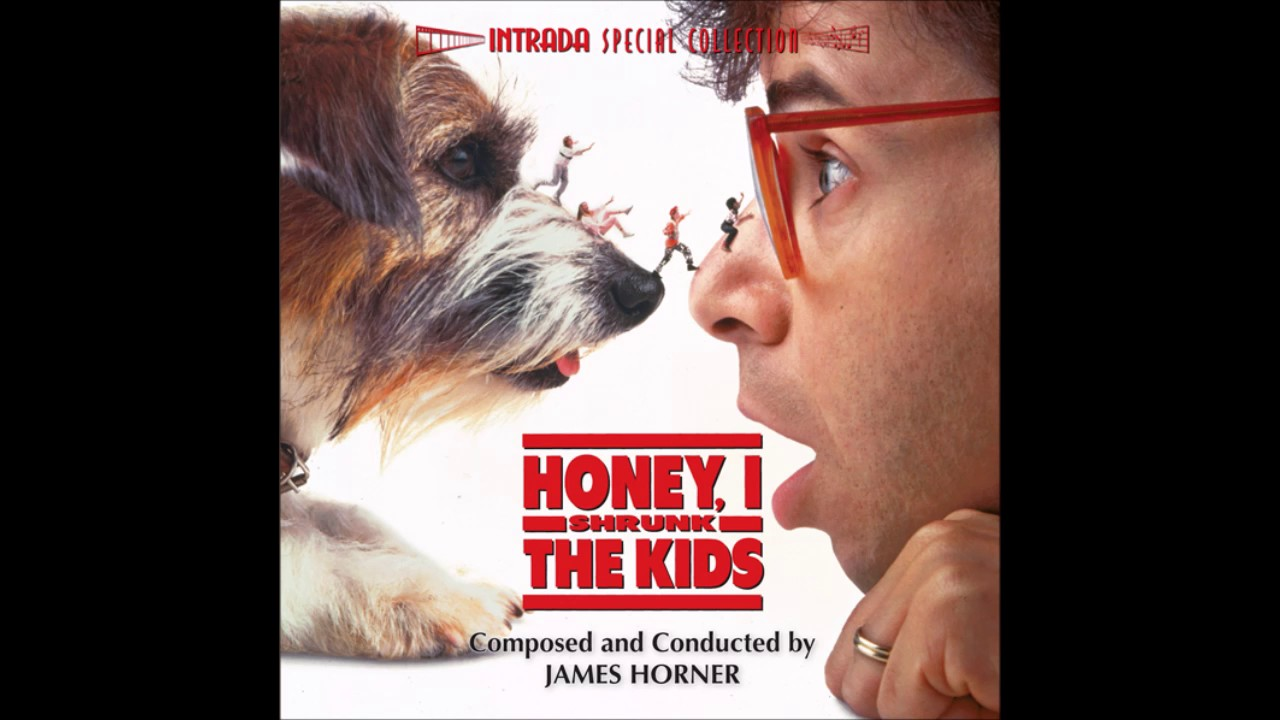 James Horner - Honey, I Shrunk The Kids / In Country