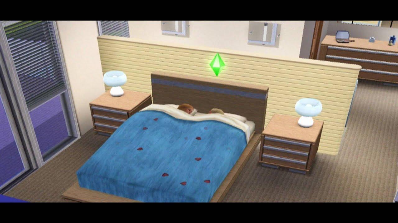 Секс кровать симс 3