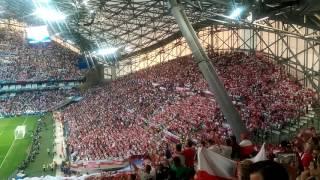 Pologne/Portugal Euro2016