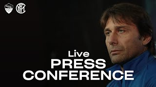ROMA vs INTER | LIVE | ANTONIO CONTE PRE-MATCH PRESS CONFERENCE | 🎙️⚫🔵 [SUB ENG]