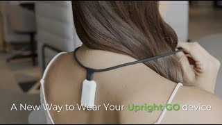 UPRIGHT GO Necklace