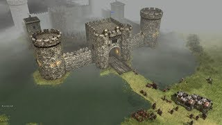 CASTLE SIEGE - Stronghold 3 Gold