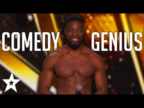 fantastically-funny-auditions-by-comedian-preacher-lawson-on-got-talent!-|-got-talent-global