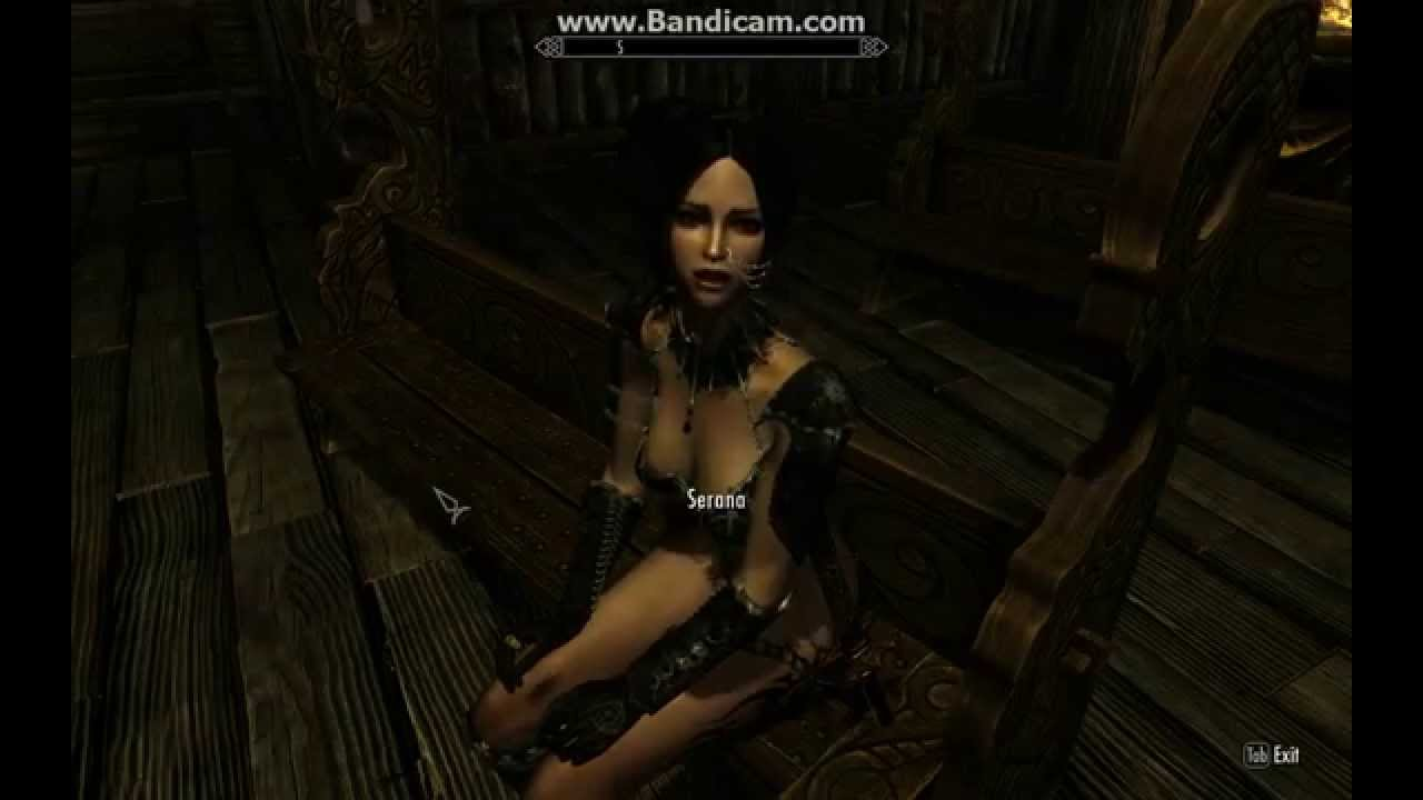 Skyrim Mods SOFIA MARRY SERANA FHD