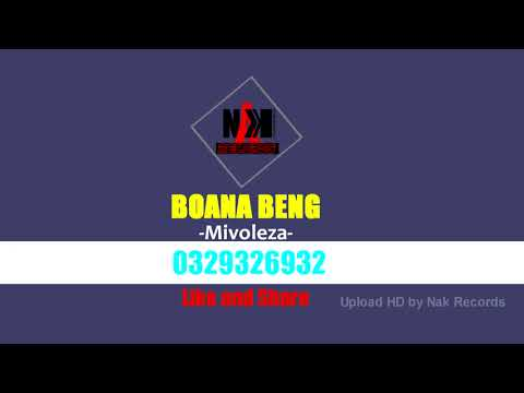 BOANA BENGY  Mivoleza  by NAK Record 2018