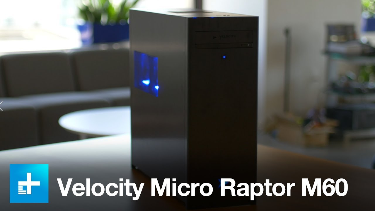 Velocity Micro Raptor M60 – Hands On Review