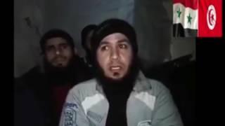 شاهد..داعشيان مصريان يطالبان الحكومة بالسماح بعودتهما لأرض الوطن