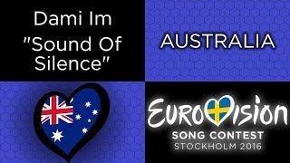 tesshex reviews sound of silence by dami im australia