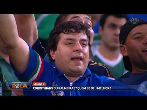 Corinthians Ou Palmeiras: Quem Se Deu Melhor Com As Arenas?