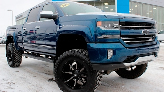 "Video 2016 Chevrolet Silverado 1500 LTZ | ""Custom Build"" | Mcgaughys 9"" Lift/37"" Toyo Tires/20"" Fuel Rims download MP3, 3GP, MP4, WEBM, AVI, FLV Juli 2018"