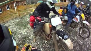 Enduro Moto Ural 2011