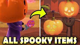 Spooky Items From Wayfair