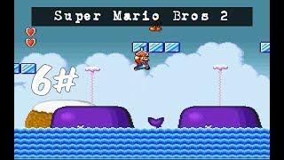 Super Mario Bros 2   Mundo: 4 - 1 y 4 - 2   Super Nintendo   #6