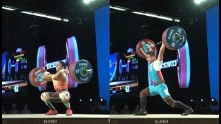 MEN 69kg B CLEAN & JERK / 2017 WEIGHTLIFTING WORLD CHAMPIONSHIPS