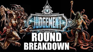 Judgement: Round Breakdown (How to play this new skirmish game)