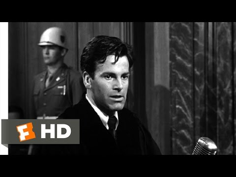 Judgment at Nuremberg (1961) - The Guilt of the World Scene (8/11) | Movieclips