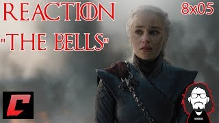 "Game of Thrones 8x05: ""The Bells\"" Reaction w/Caleel Parte 1"