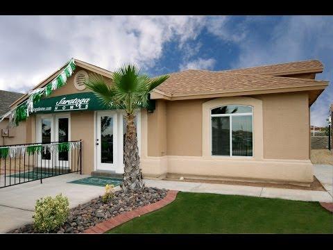 4 Bedroom Home, El Paso, Tx - Briante Model by Saratoga Homes - El Paso, Tx New Home Builder