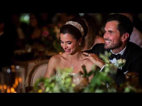 Josie Loren and Matthew Leinart's Wedding  Charlotte Wedding Photographer