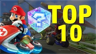 Top 10 WORST Mario Kart ITEMS!