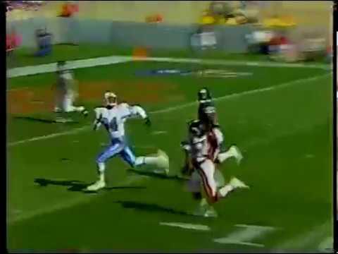 1989 - Haywood Jeffires AMAZING Diving Catch