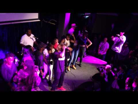 Blak Twang: Soo Rotten Live At The Jazz cafe September 23rd. UKHH Stage Involvement