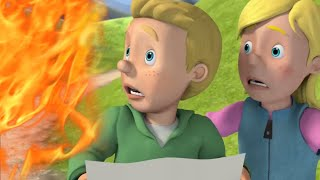 Fireman Sam US | Biggest Fires | The Best Rescues 🚒 🔥 Kids Movie