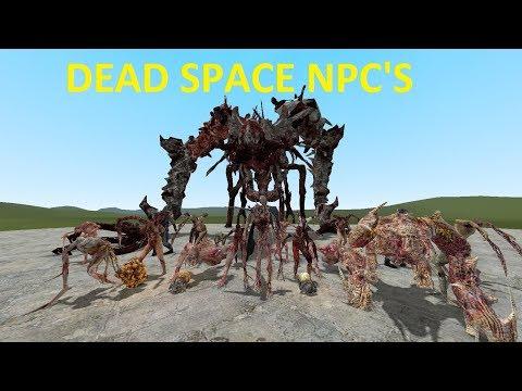 DEAD SPACE NPC'S