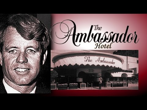 Bobby Kennedy RFK what really happened  Ambassador Hotel Kitchen Lisa Pease Night Fright Show