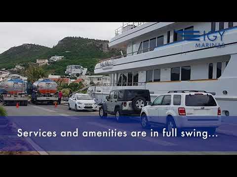 Caribbean Marinas are Open   IGY Marinas