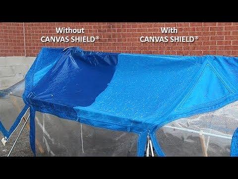 How To Waterproof Your Sunbrella Boat Top