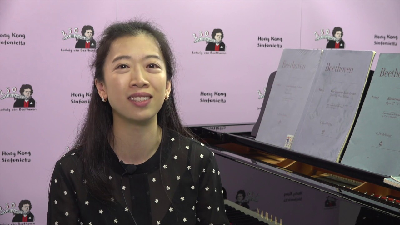 Beethoven 250 in Hong Kong: My Favourite Beethoven Work 李嘉齡最愛的貝多芬作品 - YouTube