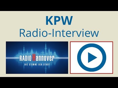 KPW Interview - Radio Hannover - Hannover hat´s