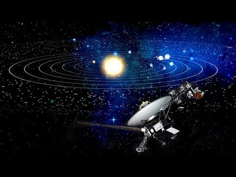 Daily Orbit - Location of Voyager 1 Disputed - YouTube