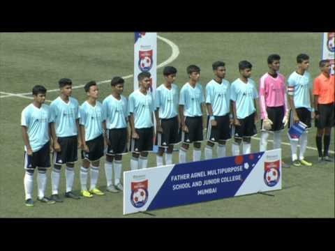 Final - Senior Boys : Fr. Agnel Mult Sch and Jr Clg, Mumbai Vs. Govt. HSS, Panampally Nagar, Kochi