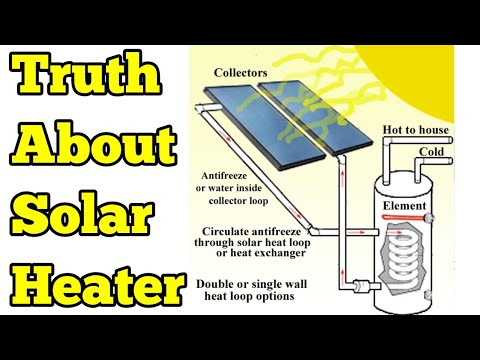 The Truth About My Solar Water Heater