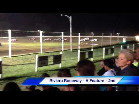 Riviera Raceway 7/3/13 - Kyle Prauner 5k