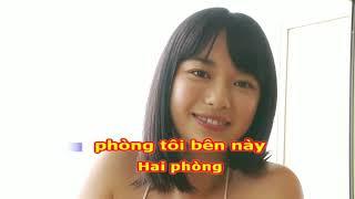 Không tiền cưới vợ -Trường Vũ Karaoke Tomoe Yamanaka 16-1-1995.