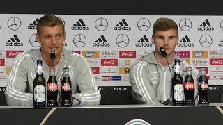 Toni Kroos über Nationalmannschaft - Wir wollen immer gewinnen