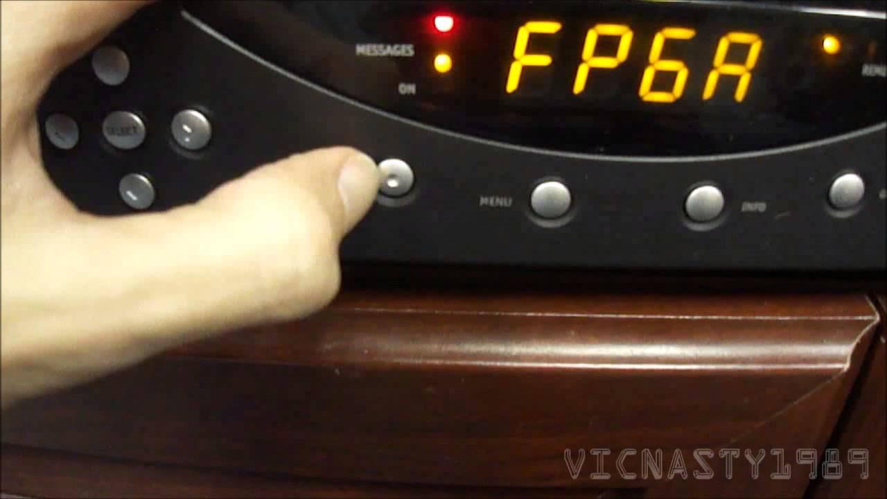 broken verizon fios box going nuts youtube