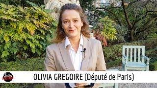 OLIVIA GRÉGOIRE (Députée de Paris) dans CASTING POLITIQUE
