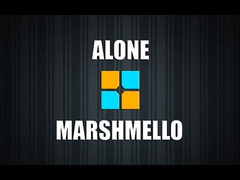 Alone - Marshmello/UniPad Gustavo Cabrera
