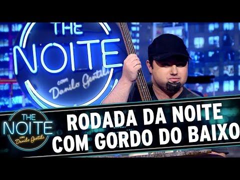 The Noite (07/08/15) - Rodada Da Noite Com LC Galetto E O Gordo Do Baixo