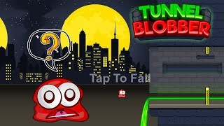 Tunnel Blobber Hard Game Android (challenging games)