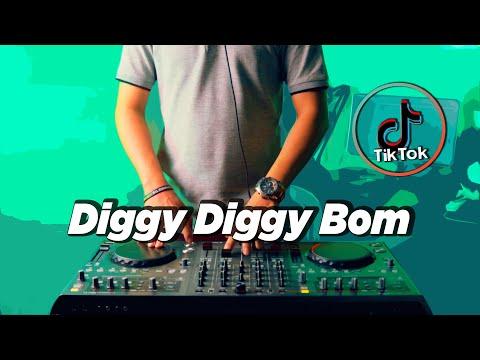 DJ CIKI BAM TIK TOK ! Bom Diggy Diggy ( DJ DESA Remix )