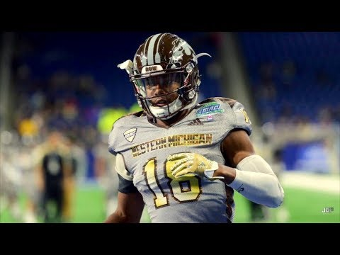 Supplemental Draft Steal 💯|| Western Michigan CB Sam Beal Highlights ᴴᴰ