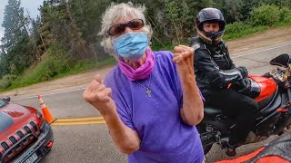 STUPID, CRAZY & ANGRY PEOPLE VS BIKERS 2020 - BIKERS IN TROUBLE [Ep.#914]